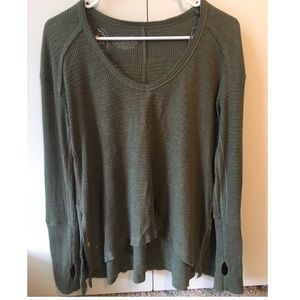 Forest Green Thermal Long Sleeve